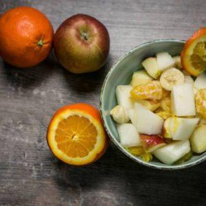 Gesunde Ernährung ist bunt und reichhaltig an Vitaminen und essentiellen Nährstoffen.