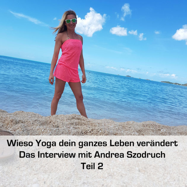 Yoga in Einklang mit Personal Training