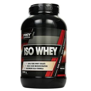 Das Protein Isolat von Frey Nutrition