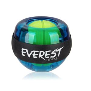 Mit dem Energyball von EVEREST Fitness hast Du im Handumdrehen stärkere Unterarme