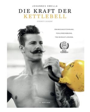 Der Weltmeister im Kettlebell-Sport