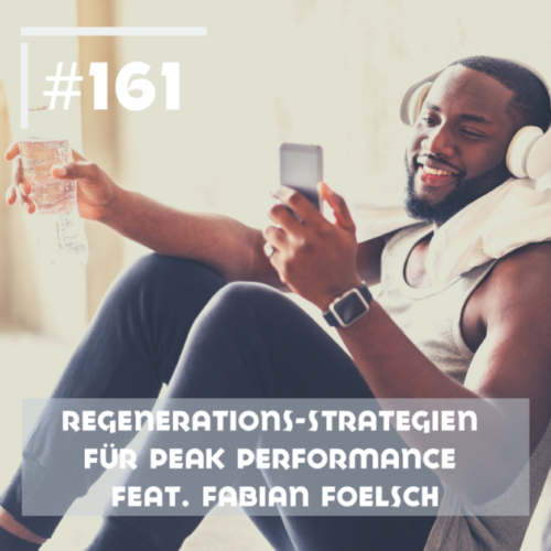 Regenerations-Strategien für Peak Performance