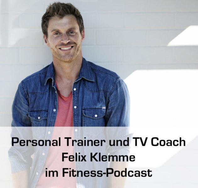 Fitness-Experte Felix Klemme im Fitness-Podcast