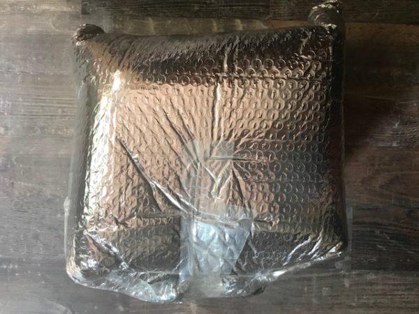 Schnelle Lieferung bei angemessener Kühltasche
