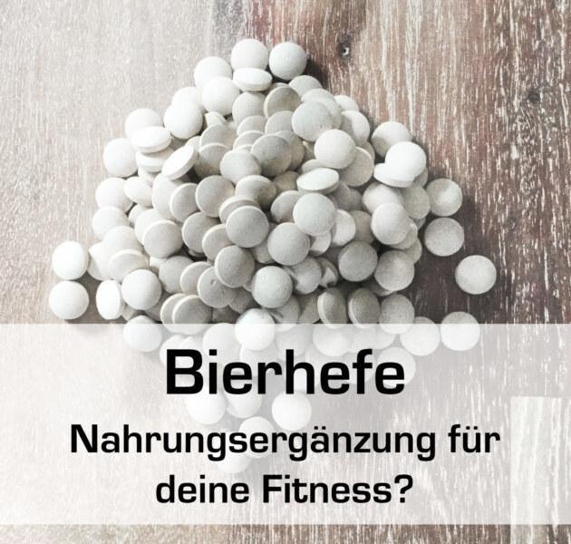 Bierhefe – das Nahrungsergänzungsmittel im Bodybuilding?