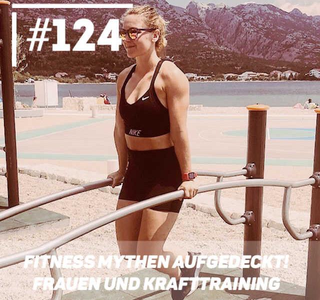 Fitness Mythen aufgedeckt – Frauen und Krafttraining