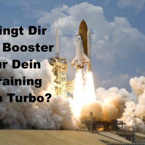 Was bringt ein Booster für Dein Krafttraining?