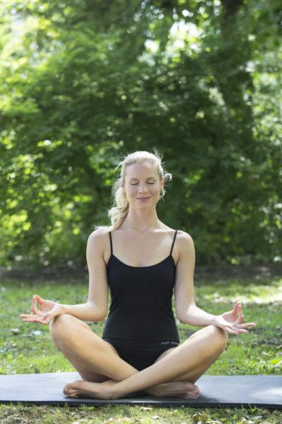 Fitnesslevel erhöhen mit Entspannung