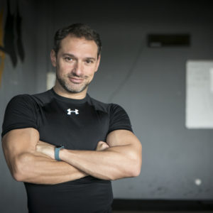Personal Trainer Dortmund - Poli Moutevelidis