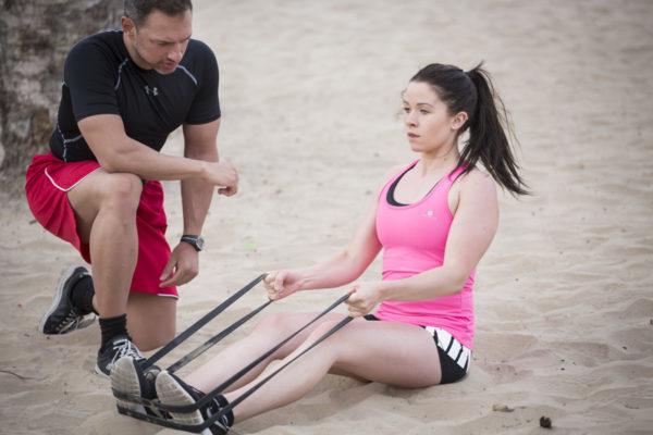 Personal Trainer mit Leidenschaft für Erfolge