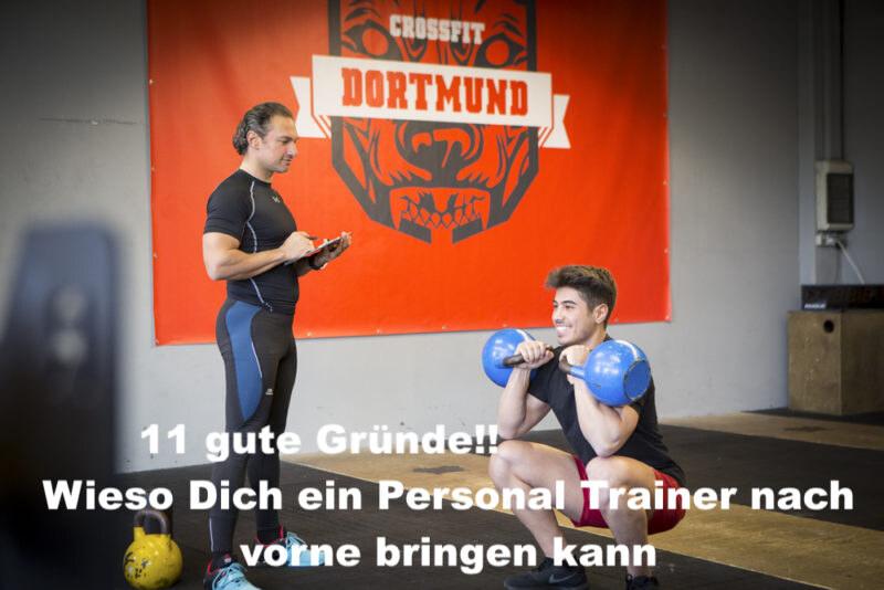 029 Der Personal Trainer – Dein Lebensretter