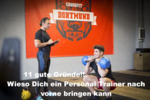 Mit einem guten Personal Trainer macht Du Deine Fitnessziele fassbar