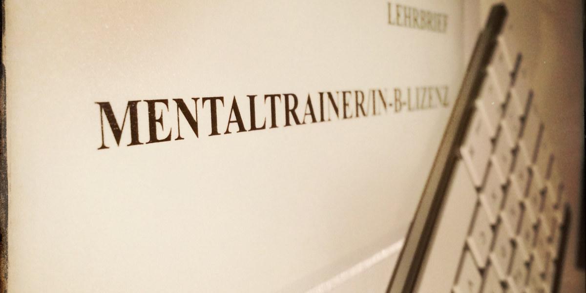Mentaltrainer-B-Lizenz