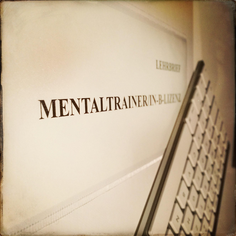 Mentaltrainerschulung