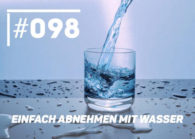 Einfach abnehmen mit Wasser – Der Geheimtipp für die Fettverbrennung