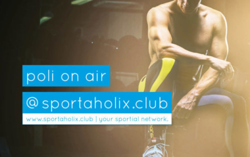 poli on air @ sportaholix.club – Mein Business-Podcast ist online
