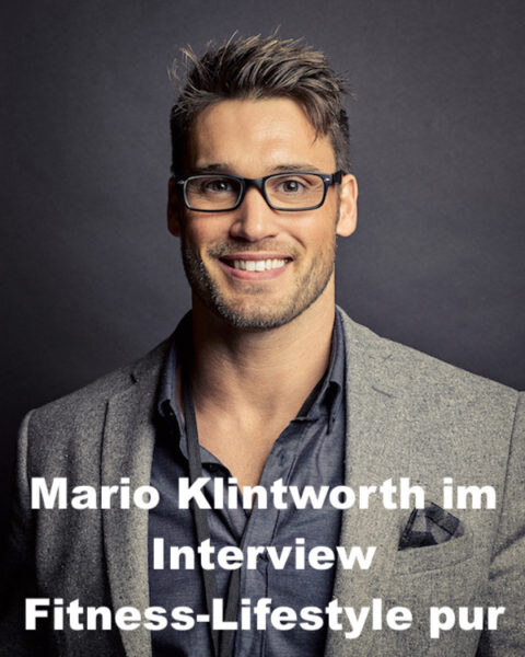 030 Mario Klintworth im Interview – Bodybuilder, Fitnessmodel und Businessman