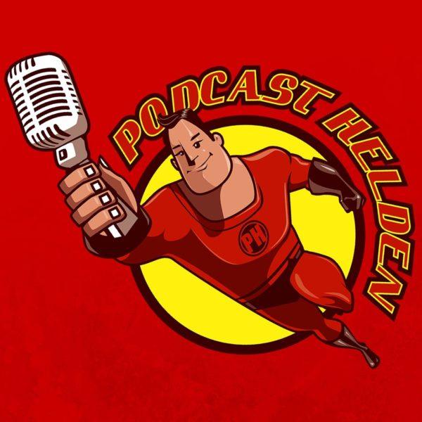Podcast vom Helden persönlich