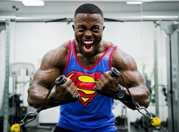 Motivation im Bodybuilding
