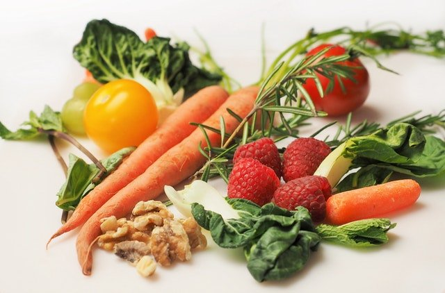 die vegane Ernährung im Fokus