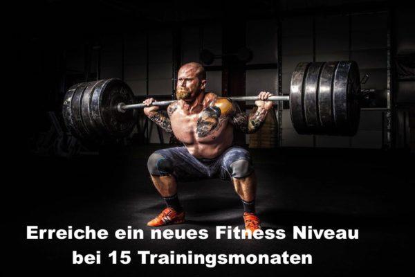 Erreiche beim Personal Training ein neues Fitness Niveau