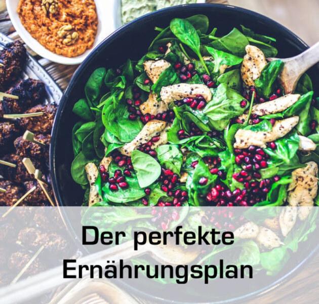 Der perfekte Ernährungsplan für deine Traumfigur