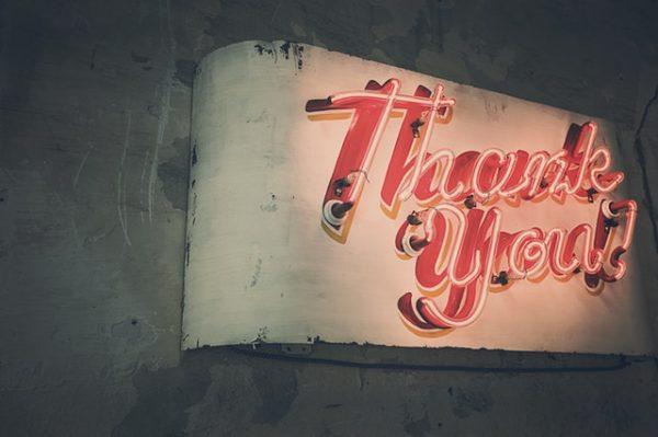 Mit Dankbarkeit erfolgreicher im Leben