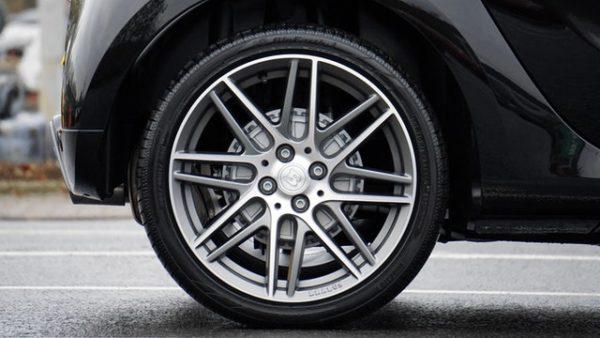 Kniebeugen und Kreuzheben beim Reifenwechseln?