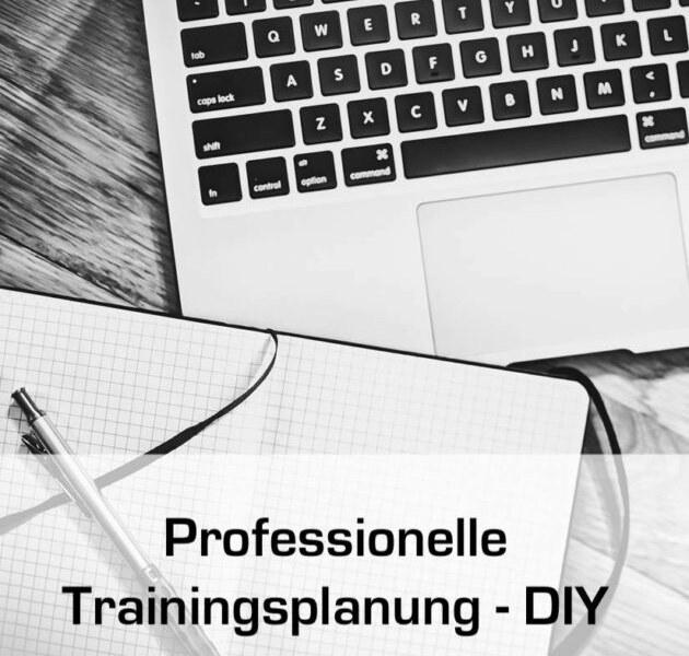 Professionelle Trainingsplanung – Deine eigene Trainingskonzeption für den perfekten Trainingsplan