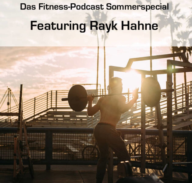 Hocheffektives Training in 15 Minuten mit Rayk Hahne im Sommerspecial