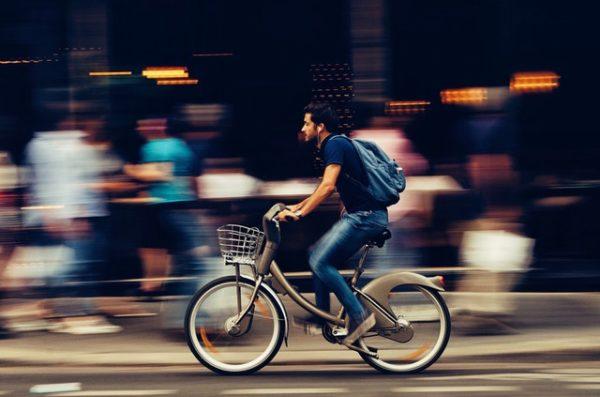 Sport auf dem Fahrrad macht dich gesünder