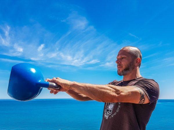 Kettlebell Training als mögliche Lösung