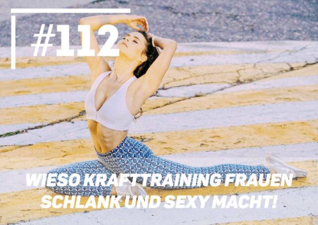 Frauen und Krafttraining – Wieso dich hartes Training schlank und sexy macht!