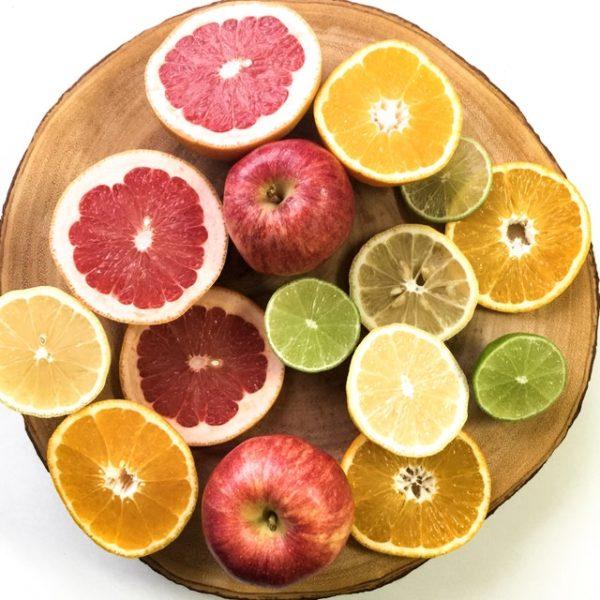 Zitrusfrüchte für die optimale Thermogenese