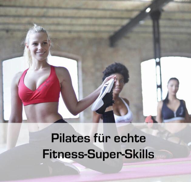 Mit Pilates zu einem neuen Körper
