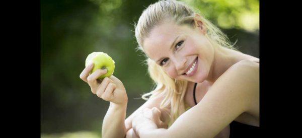 Du brauchst gesunde Ernährung, die Spaß macht