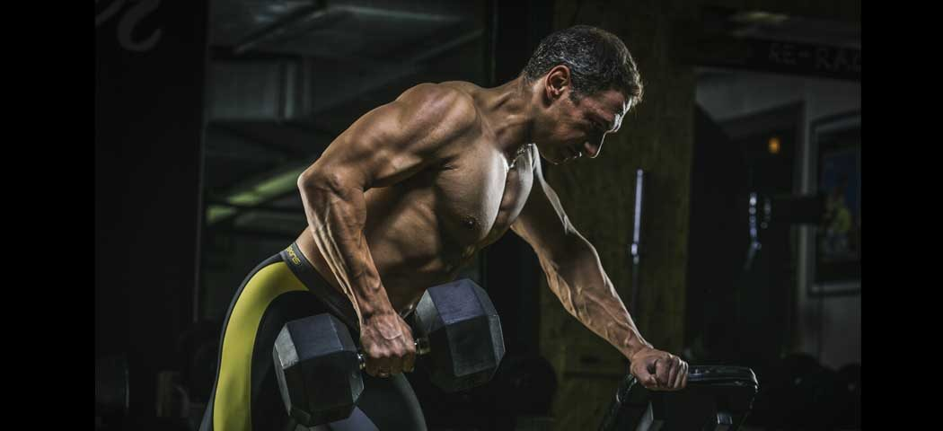 Fitness-Grundlage Rudern