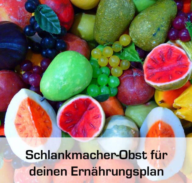 Schlankmacher-Früchte für deine Ernährungsstrategie